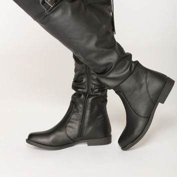 Not So Basic Boot - Black