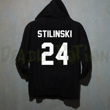Stiles Stilinski Shirt Teen Wolf Hoodie Sweatshirt Shirt Sweater T Shirt Unisex - Size S M L XL