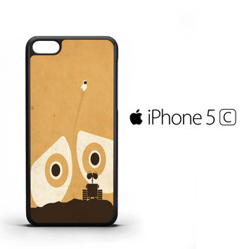 wall e V1302 iPhone 5C Case
