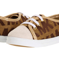 MICHAEL Michael Kors Kids Baby Monogram Sneaker (Infant) Brown Multi - Zappos.com Free Shipping BOTH Ways