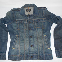 Ralph Lauren Polo Jeans Co. Denim Jacket Ladies Medium