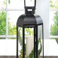 Domed Capitol Candle Lanterns - 2 Sizes Small And Large