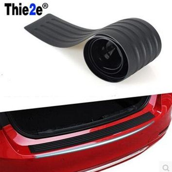 CREYLD1 car trunk bumper protective strip rear guard plate for Geely EMGRAND 7 X7 EC7 GC7 SC7 VISION