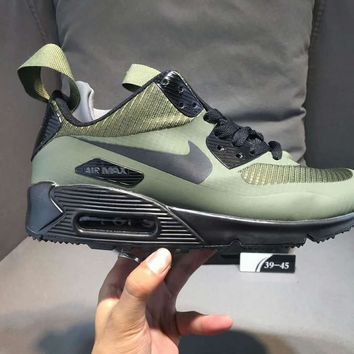 One-nice™ Nike Air Max 90 Leisure Running Shoes Sneakers H-CSXY