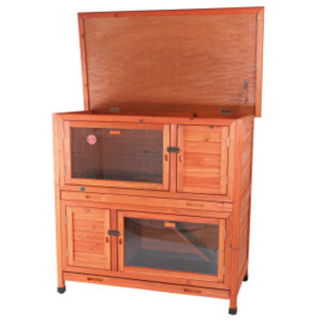 Trixie 2-In-1 Insulated Rabbit Hutch