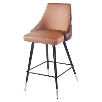 Cognac Counter Stool