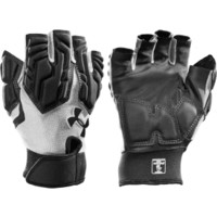 Under Armour Adult Combat III Half Finger Lineman Gloves