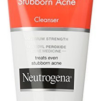 Neutrogena Rapid Clear Stubborn Acne Cleanser, 5 Ounce
