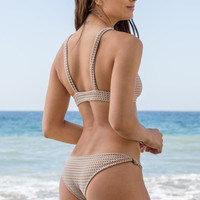 ACACIA - Cusco Mesh Bottom | Clay