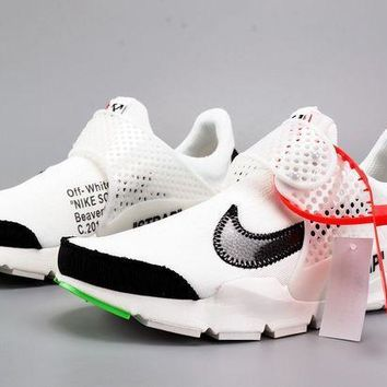 PEAPONVX Jacklish Off-white X Nike Sock Dart The Thirteen For Sale