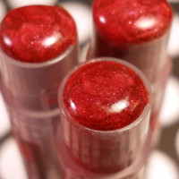 Bordeaux Shimmer Lip Tint  Minerals Tinted Lip by ForGoodnessGrape