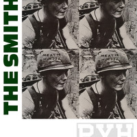 The Smiths - meat is murder reissue vinyl
