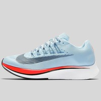 AUGUAU Nike Wmns Zoom Fly Ice Blue Bright Crimson