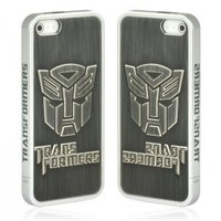 Transformers iPhone 5 Metal Protective Case