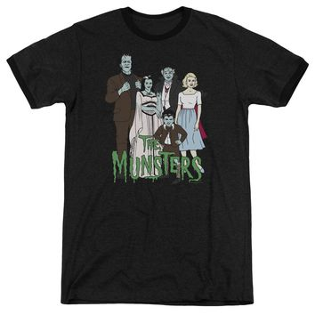 The Munsters - The Family Adult Heather