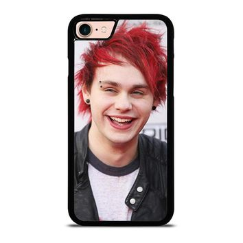 FIVE SECONDS OF SUMMER MICHAEL CLIFFORD 5SOS iPhone 8 Case Cover