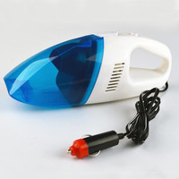 Practical Portable Handheld Dust Vacuum Cleaner Wet Dry Dual-Use 12V 60W Car Vacuum Cleaner Car Accessories