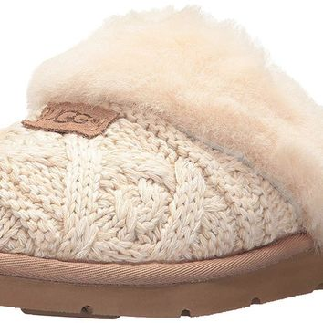 UGG Women's Cozy Cable Slipper