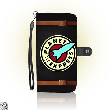 Planet Express, The Simpsons Wallet Case