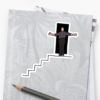 'The Truman Show' Sticker by yowisy