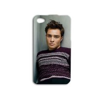 Hot Cute Chuck Bass Posing iPhone New Hot Cool Case Cover Phone Tv Show Girly