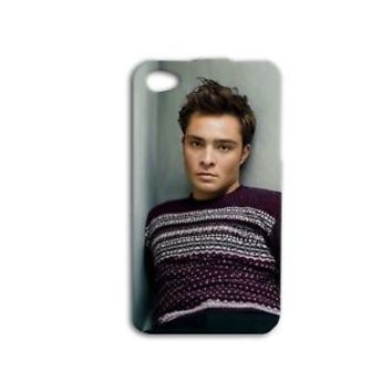 Hot Cute Chuck Bass Posing iPhone 5 5s 5c 4 4s 6 6s Plus New Hot Cool Case Cover