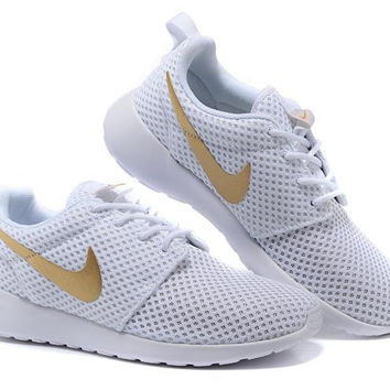 """NIKE"" Trending Fashion Casual White Sports Shoes"