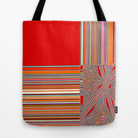 Re-Created Southern Cross XXVII Tote Bag by Robert S. Lee