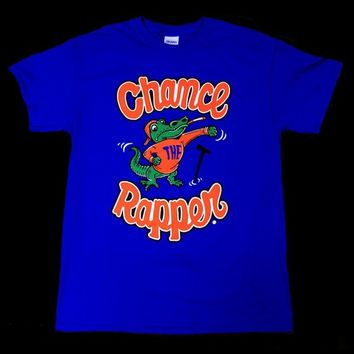 Gator Turn Up Tee