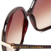Marc by Marc Jacobs Women's MMJ 115/S Resin Sunglasses