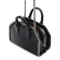 Black Falabella Box Mini Bag - Stella Mccartney