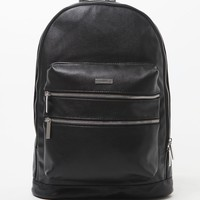 Rusty Hashtag School Backpack - Womens Handbags - Black - One