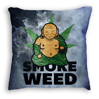 Smoke Weed Pillow ( Six3 Collective )