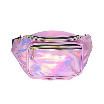 Holographic Fanny Pack (Available In 5 Colors)