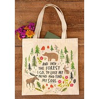 Into The Forest Chirp Tote