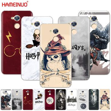 HAMEINUO Harry Potter always Style Cover phone Case for Huawei Honor 10 V10 4A 5A 6A 7A 6C 6X 7X 8 9 LITE