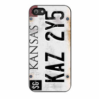 license plate supernatural cases for iphone se 5 5s 5c 4 4s 6 6s plus