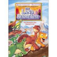 The Land Before Time (Anniversary Edition) (DVD) (Eng/Fre/Spa) 1988