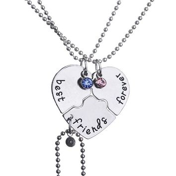 Stylish Jewelry Gift Shiny New Arrival Accessory Patchwork Necklace [186296926234]