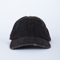 Acid Wash Baseball Cap