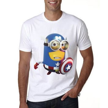 Minion/Captain America