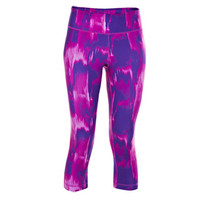 Under Armour Perfect Tight Printed Capri - Women's at City Sports