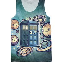 Friends of Space Tank Top