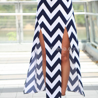 Courtney Jane Maxi Skirt