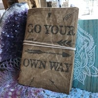 Go Your Own Way Journal