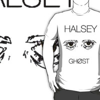 Halsey Ghost by cyberbabe