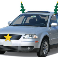 Christmas Tree Car Decoration
