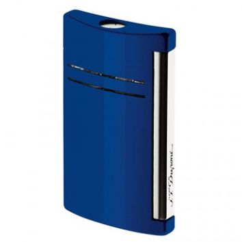 S.T. Dupont MaxiJet Midnight Blue Torch Flame Lighter