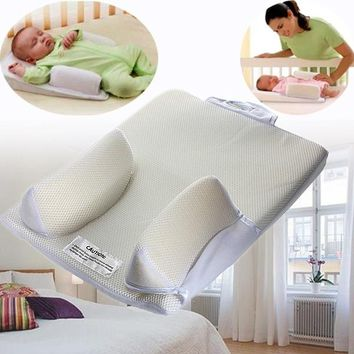 Newborn Anti Roll Pillow