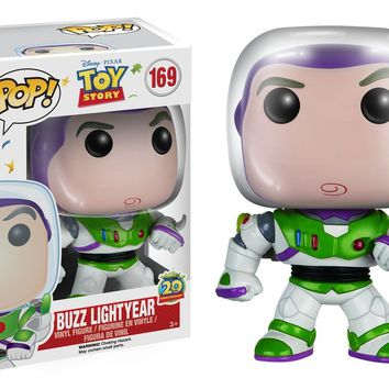 Buzz Lightyear Funko Pop! Disney Toy Story 20th Anniversary